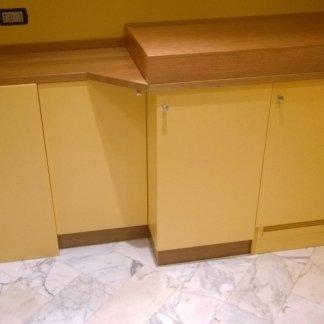 cucine con top in legno massiccio