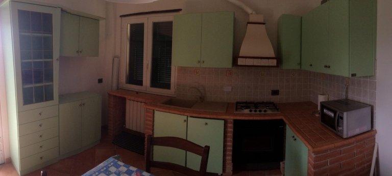 cucina frassino laccato poro aperto
