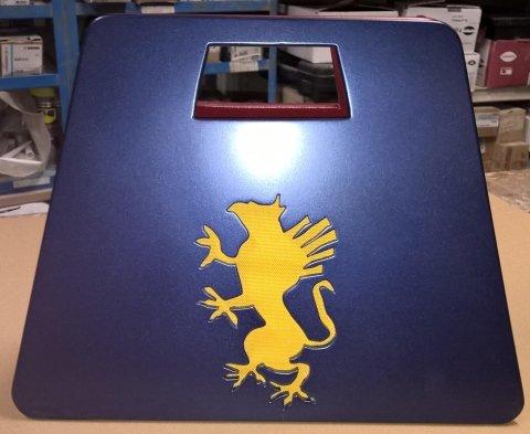 borsa Genoa blu