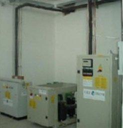 impianti di refrigerazione industriali