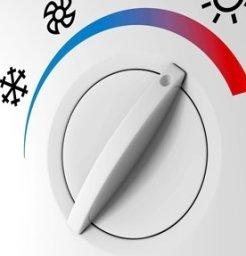 condizionamento e riscaldamento