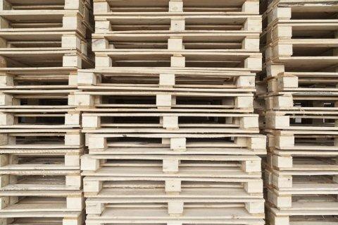 pallets in legno