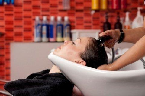 shampoo, lavaggio, balsamo