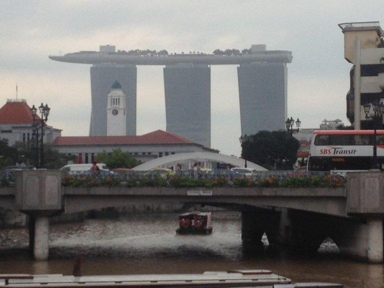 Conferenza a singapore - JMF