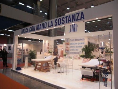 Intercharm Trade fair Milan 2011