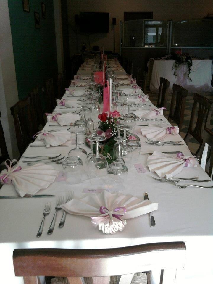 Matrimoni e battesimi, ristorante, pizzeria la fiaba, Ischia di castro