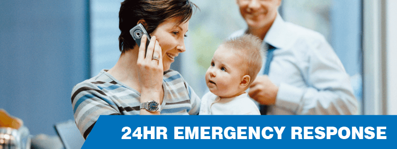 24 Hour Emergency Response Plumbers