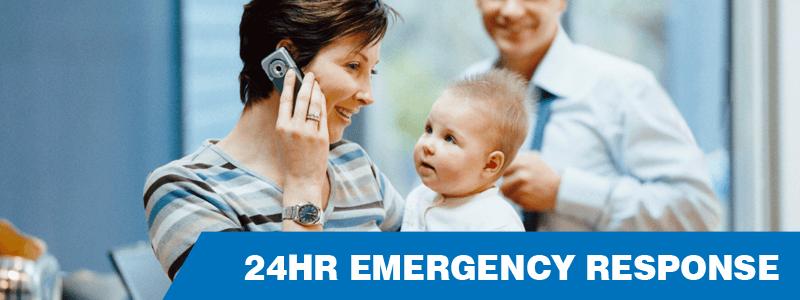 24 Hour Emergency Response Plumbers