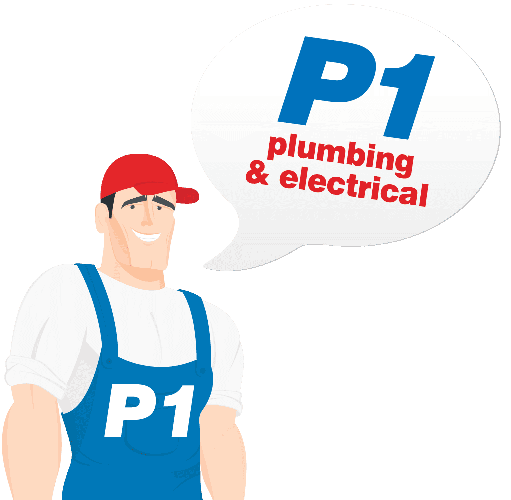 P1 Plumbing and electrical