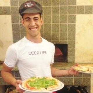 pizze sottili e croccanti
