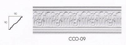 cco 09 small acanthus cornice