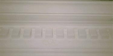 250mm dental cornice