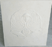 ceiling panel angle face and wings