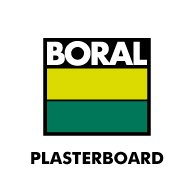 classic ceiling supplies boral plasterboard logo