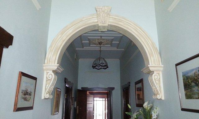 bungalow arch