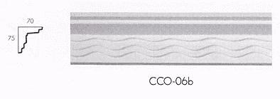 cco 06b triple wave cornice