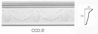 cco 21 small cameo cornice