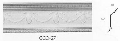 cco 27 large cameo cornice