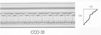 cco 33 acanthus cornice