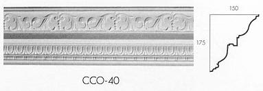 cco 40 arabesque cornice