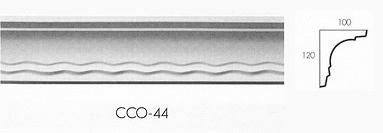 cco 44 2 wave cove cornice