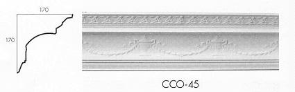 cco 45 trophy cornice