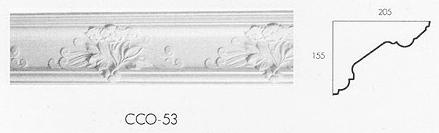 cco 53 floral cove cornice