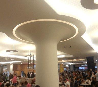 classic ceiling supplies designer round pillars