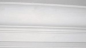 large step cornice