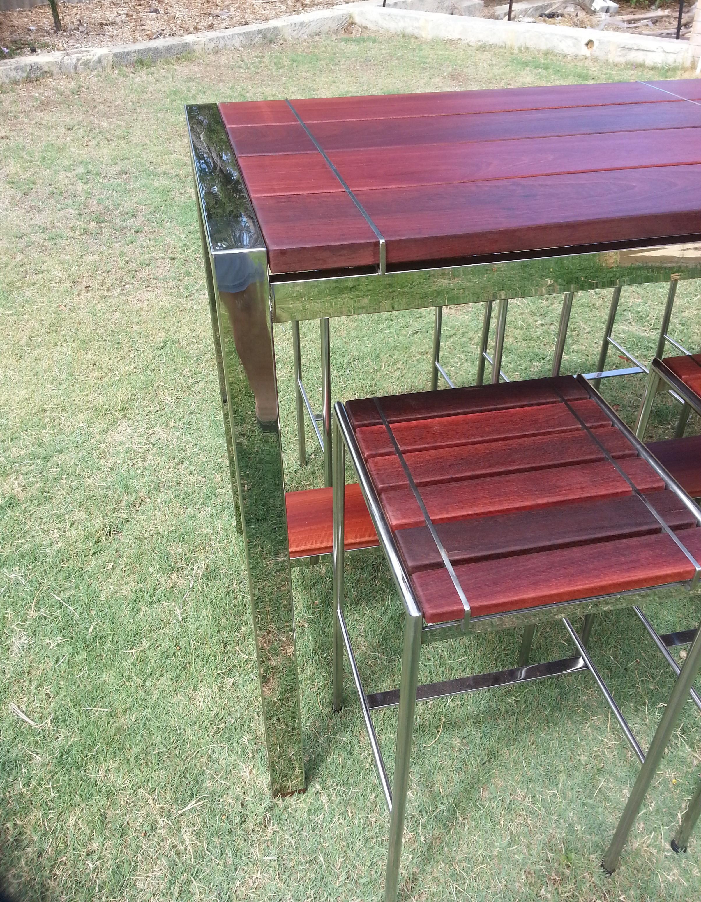 Premium Alfresco Furniture From Aliquantum Perth