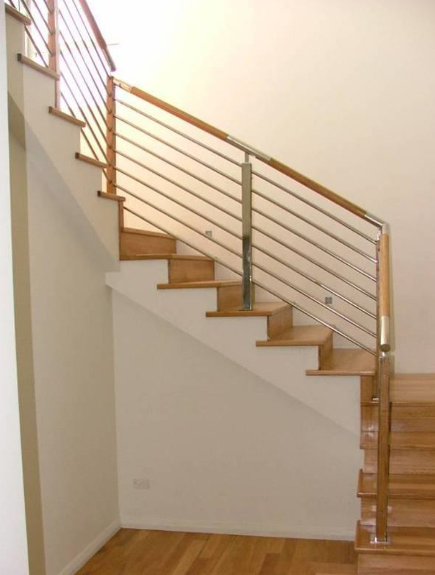 Stair railings design