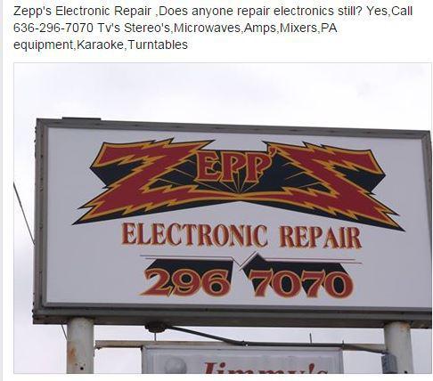 zepps e repair
