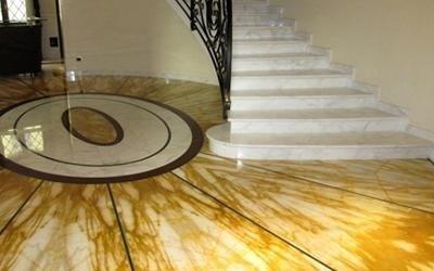 marmo per interni