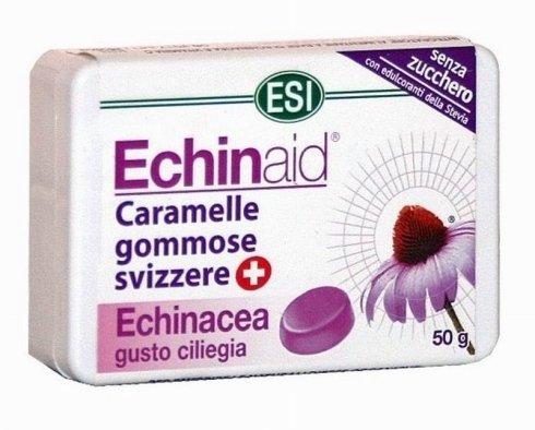 ESI Echinaid Caramelle Gommose Echinacea Senza Zucchero