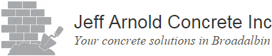 Arnold Jeff Concrete Inc logo