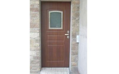 Porta di ingresso di sicurezza