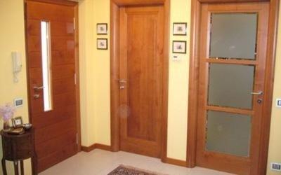 Porte interne per abitazioni
