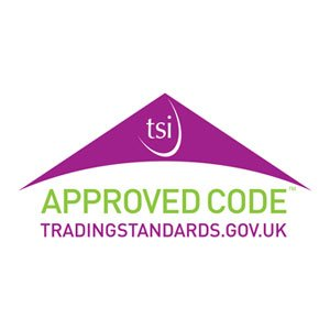 APPROVED CODE logo