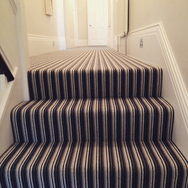 Avebury stripe to stairs and landings
