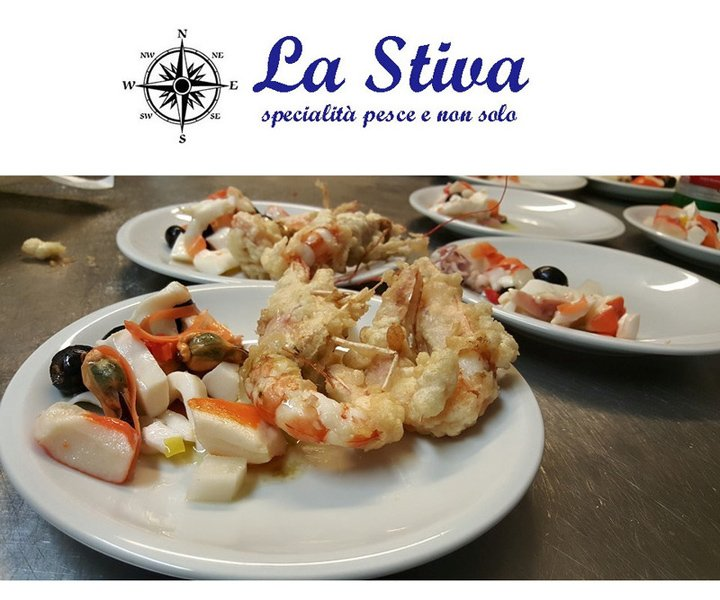 insalata di mare presso LA STIVA