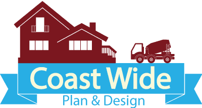 coast wide plan and design service pty ltd business logo