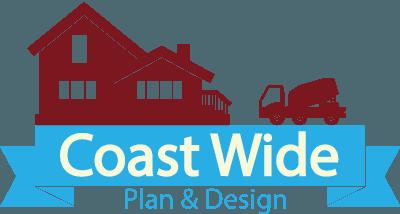 coast wide plan and design service pty ltd business logo