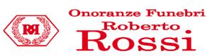 ROSSI ROBERTO - ONORANZE FUNEBRI - LOGO