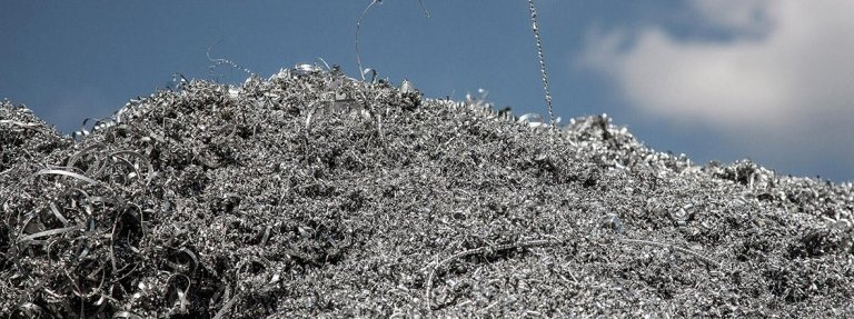 smaltimento rifiuti metallici