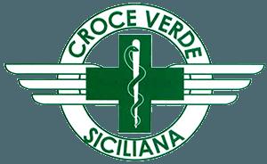 ASSOCIAZIONE CROCE VERDE SICILIANA - LOGO