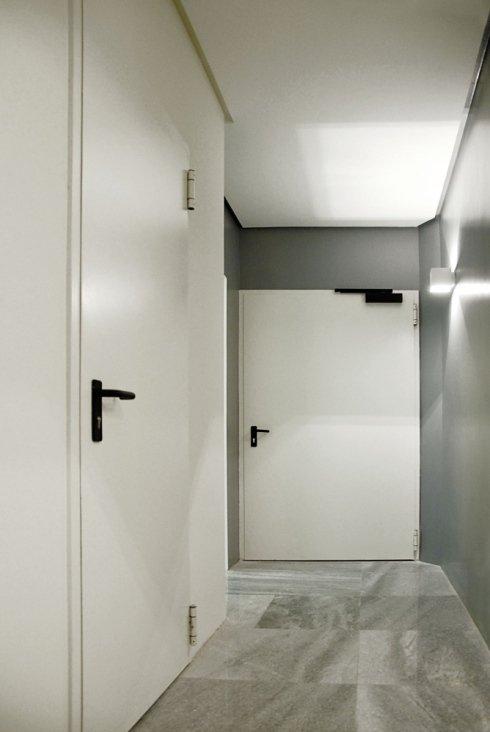 Porta Tagliafuoco Battente Standard
