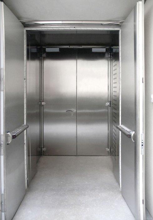 Porta Tagliafuoco Battente Standard BS99