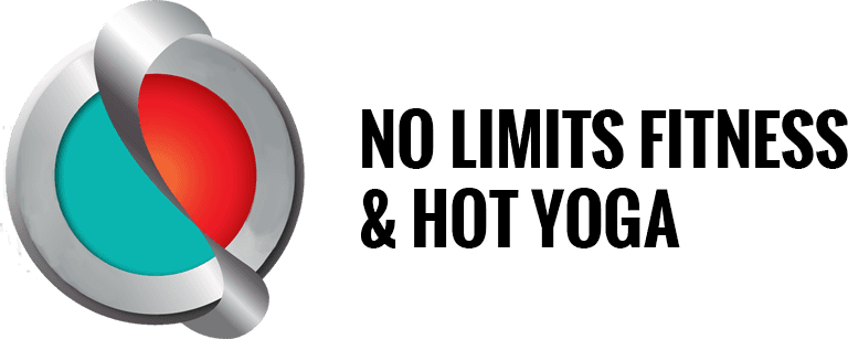 Logo mark for No Limits Fitness