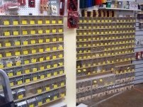 Nuts and bolts sold at our one-stop shop