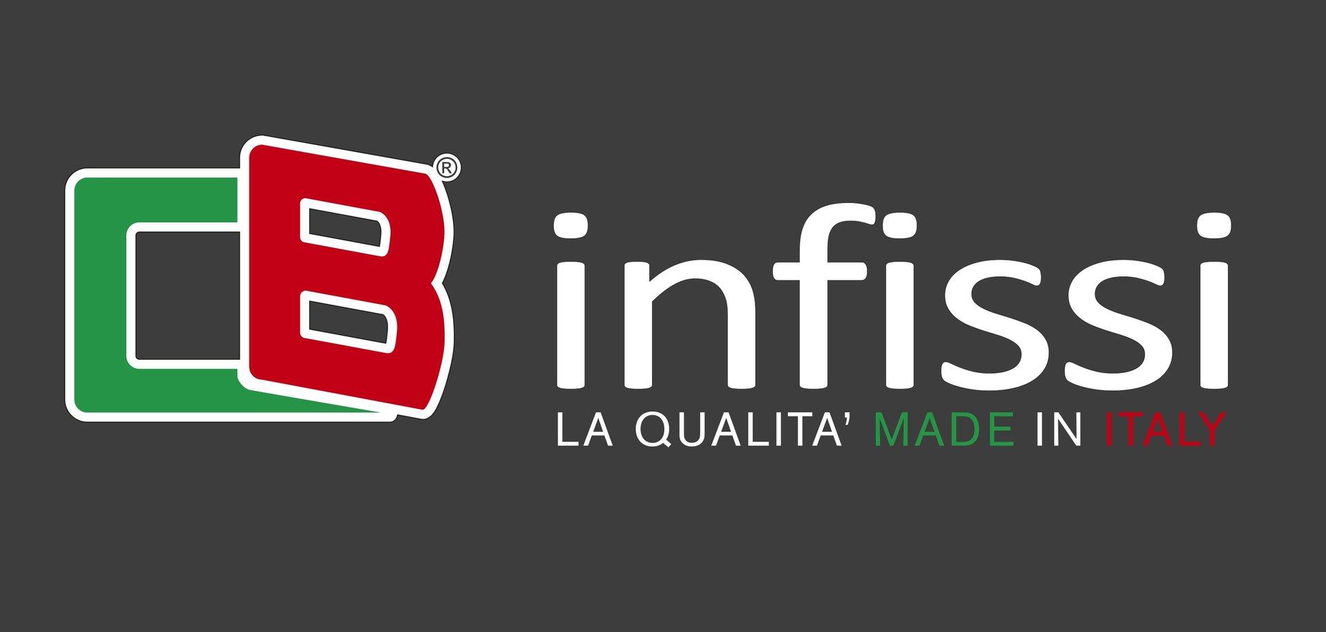 CB INFISSI - LOGO